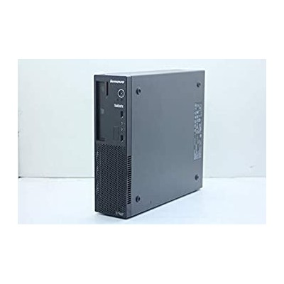 【中古】Lenovo ThinkCentre E73 Small Celeron G1820 2.7GHz/4GB/250GB/DVD/Win10