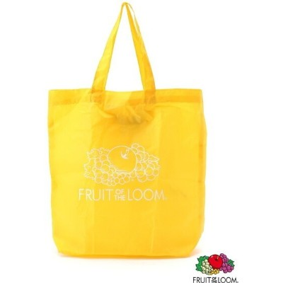 【SALE/50%OFF】FRUIT OF THE LOOM FRUIT OF THE LOOM/(U)FTL PACABLE TOTE BAG ハンドサイン バッグ トートバッグ イエロー...