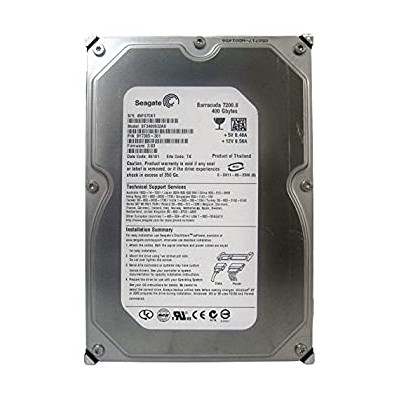 【中古】SEAGATE SEA-ST3400832AS