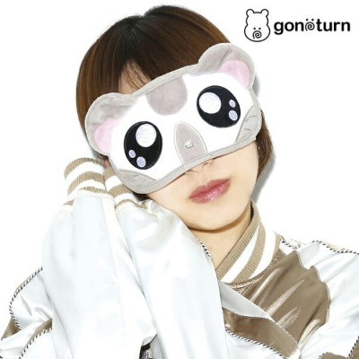 TottokoHamutaro Collaboration with gonoturn Koshi‐kun Sleep Mask[GNT0358] 父の日