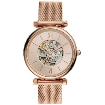 FOSSIL FOSSIL/(W)CARLIE_ME3175 フォッシル ファッショングッズ 腕時計 ピンク【送料無料】