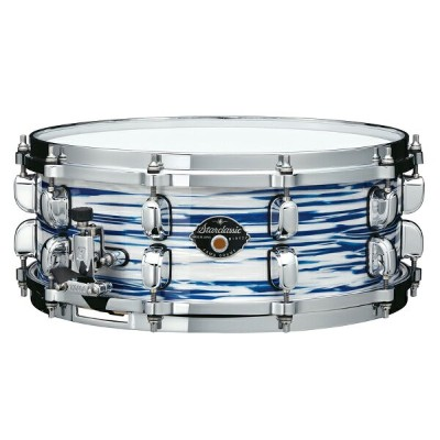 "TAMA MGS455T-BWO [Starclassic Maple 14"" × 5.5"" / Blue & White Oyster Covering Finish / Made in..."