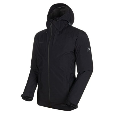 MAMMUT(マムート) Convey 3 in 1 HS Hooded Jacket AF Men's XS 0052(black×black) 1010-27410
