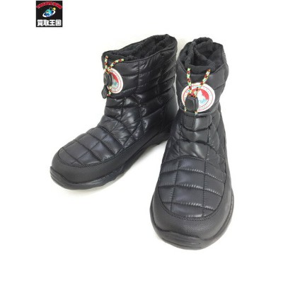 THE NORTH FACE THERMOBALL BOOTIE 2 (29) NF0A3YUK 黒【中古】[▼]