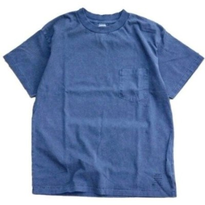 TOWNCRAFT TOWNCRAFT/(M)CLASSIC PIGMENT POCKET TEE セルストア カットソー Tシャツ ネイビー【送料無料】