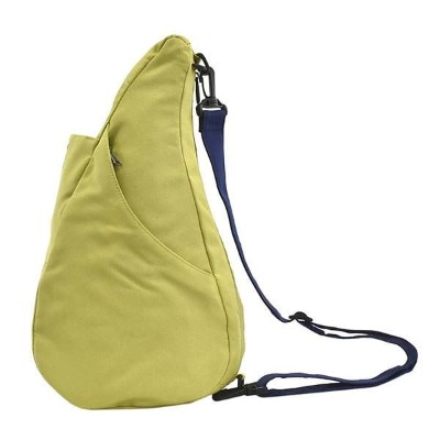 The Healthy Back Bag(ヘルシーバックバッグ) ボディバッグ 6113 NV/CI NAVY/CITRON