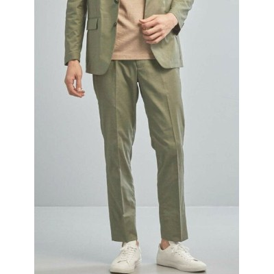 [Rakuten Fashion]【WORKTRIPOUTFITS】★WTOTCアサNPパンツ スリムフィット  UNITED ARROWS green label relaxing...