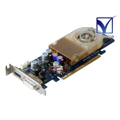 HP GeForce 8500 GT 256MB HDMI/DVI PCI Express 1.1 x16 LowProfile HP P/N:5189-0944【中古】
