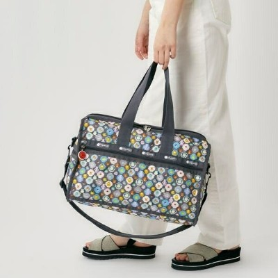 DELUXE MED WEEKENDER/ポケモンピクセルライト/レスポートサック(LeSportsac)