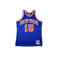 MITCHELL&NESS AUTHENTIC THROWBACK JERSEY (New York Knicks 1972-73/Earl Monroe: Blue)ミッチェル&ネス...