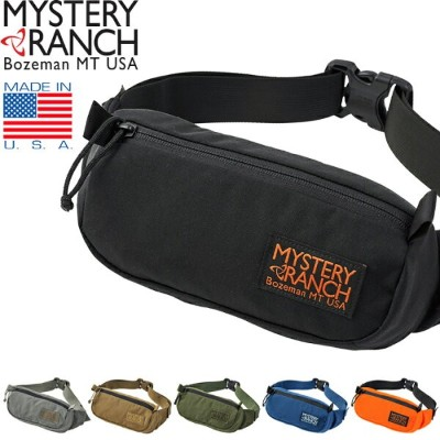 """【MYSTERY RANCH】ミステリーランチ/""""FORAGER HIP SACK"""" 111150 / 19761246 フォーリッジャー ヒップ サック 1.5L ウエスト ポーチ ショルダー..."""