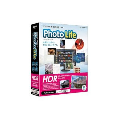 PHOTOLIFEHDR-W 相栄電器 Photo Life HDR