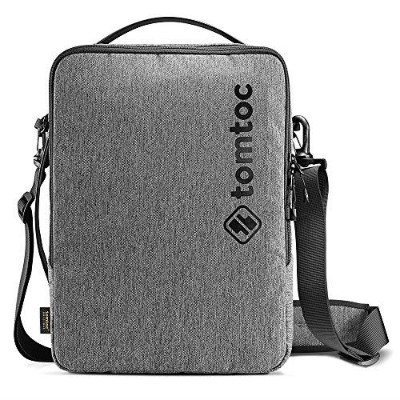 tomtoc 360°保護 ショルダーバッグ 13インチ MacBook Air | 13インチ MacBook Pro | 13.5 Surface Book | 13.5 Surface...