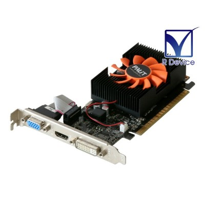 Palit Microsystems GeForce GT 620 1GB D-sub/HDMI/DVI-I PCI Express 2.0 x16 NEAT6200HD06-1086F...
