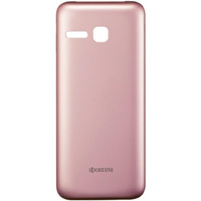 Y!mobile DIGNO(R)ケータイ3 電池カバー(Pink)