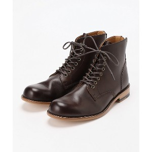 PADRONE(Men)/パドローネ  LACE BOOTS D.BROWN【三越伊勢丹/公式】 靴~~メンズシューズ~~ブーツ
