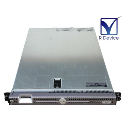 PowerEdge 1950 DELL Xeon Processor 5130 2.00GHz/4GB/160GB *2/DVD-ROM/PERC 5i/電源ユニット *2【中古サーバー】