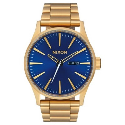 ニクソン NIXON Sentry SS (All Gold / Blue Sunray)