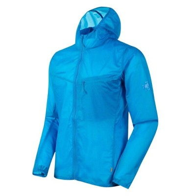 MAMMUT(マムート) Convey WB Hooded Jacket AF Men's S 5213(gentian) 1012-00190