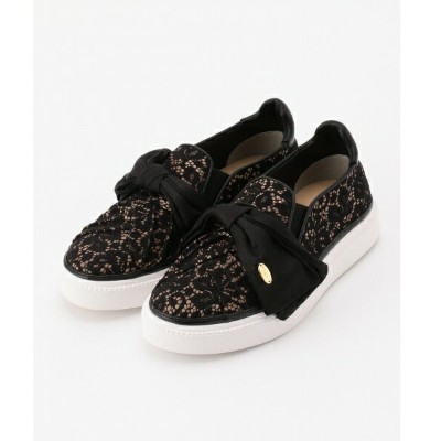 RIBBON SNEAKERS スニーカー/トッカ(TOCCA)