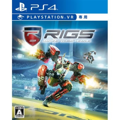 ソニー RIGS Machine Combat League PS4 PCJS-50017 PlayStationVR専用