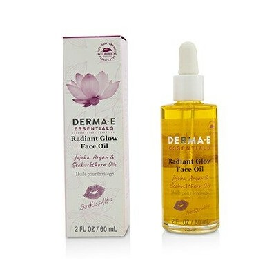 Derma E Essentials Radiant Glow Face Oil by SunKissAlba ダーマ E エッセンシャルズ ラディアント グロー フェイス オイル by...