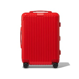 RIMOWA/リモワ  Essential Cabin S Gloss Red Gloss Red【三越伊勢丹/公式】 スーツケース