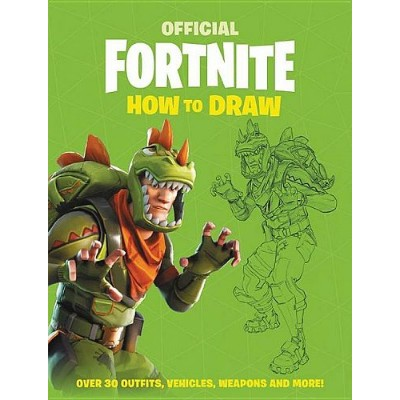 Epic Games FORTNITE : How to Draw フォートナイト【送料無料】【代引不可】【あす楽不可】