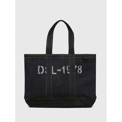 【SALE/40%OFF】DIESEL D-THISBAGSHOPM ディーゼル バッグ トートバッグ ブルー【送料無料】