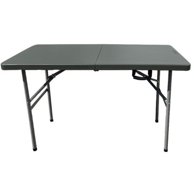 SLOWER OUTDOOR INDOOR FURNITURE FOLDING TABLE 折りたたみ テーブル 机 オリーブ