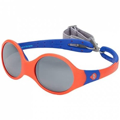 JULBO EYEWEAR JUNIORS 橙 オレンジ 青 ブルー 【 ORANGE BLUE JULBO EYEWEAR JUNIORS LOOP M 13 YEARS 】 スポーツ アウトドア...
