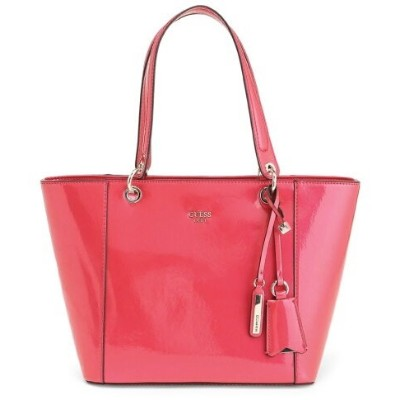 GUESS (W)KAMRYN TOTE ゲス バッグ トートバッグ ピンク【送料無料】