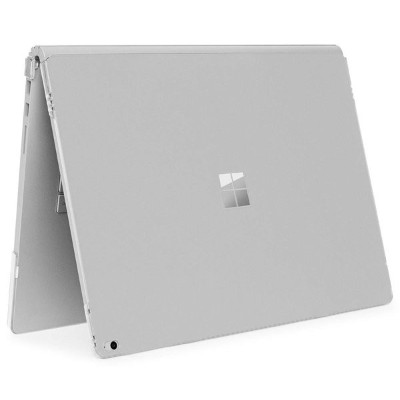 mCover iPearl シリーズ マイクロソフト Surface Book 3/2(15インチ/2017年11月以降リリース)対応 ケース カバー ハードシェル/クリア 日本未発売