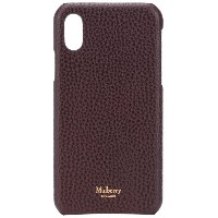 Mulberry iPhone X/XS ケース - レッド