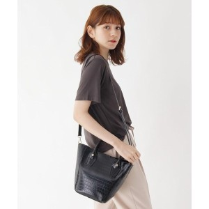 【OPAQUE.CLIP(オペークドットクリップ)】 【My style is...掲載】【軽量・ポーチ付・2WAY】ミニトートバッグ OUTLET > OPAQUE.CLIP > バッグ・財布...