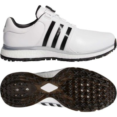 アディダス メンズ ゴルフ スポーツ adidas Men's TOUR360 XT SL BOA Golf Shoes White/Black