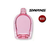 【nightsale】 SWANS/スワンズ SWCL-29-PK-6.00 SW-29用度付交換レンズ1個 (S-6.00) (ピンク)