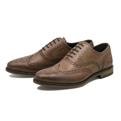 【AMBITIOUS】 アンビシャス W-TIP ウィングチップ 10367 BROWN