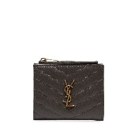 Saint Laurent 財布 - グレー