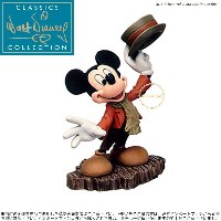 WDCC ミッキー  あなたへのメリークリスマス 1028629 Mickey Mouse And a Merry Christmas To You Ornament □