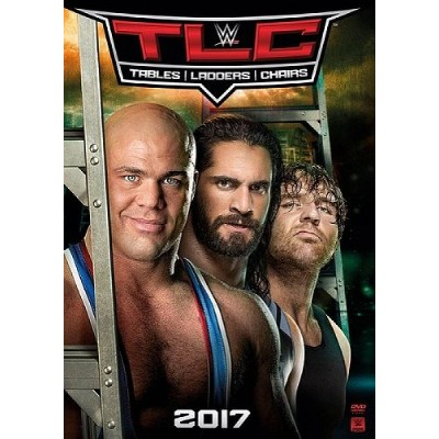 Warner Bros. WWE: TLC: Tables Ladders and Chairs 格闘技・プロレス 【送料無料】【代引不可】【あす楽不可】