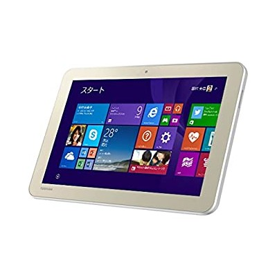 【中古】東芝 dynabook Tab S50/23M ( Win8.1 with Bing 32Bit / 10.1inch / Atom Z3735F / 2G / 32GB /...