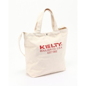 KELTY SHOULDER TOTE○2592224 Red カバン・バッグ