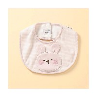 COMME CA ISM (Baby & Kids)/コムサイズム (ベビー&キッズ) 動物アップリケ付き スタイ 11【三越伊勢丹/公式】 ファッション小物