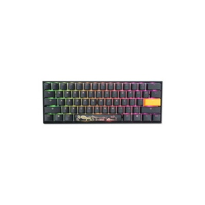 DUCKY ゲーミングキーボード Mecha Mini RGB Cherry 赤軸(英語配列) dk-mecha-mini-rgb-red-rat [USB /有線] DKMECHAMINIRGBRE...