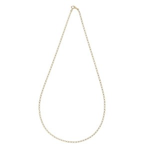 Jewels from Italy チェーンネックレス 45cm○102674 K18yg ジュエリー・アクセサリー