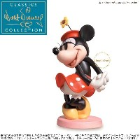 WDCC ミニー 1236556 Minnie Mouse A Real Sweet Heart 【ポイント最大40倍!お買い物マラソン】