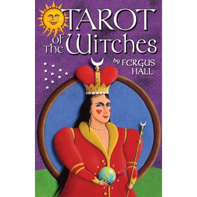 US Games Systems 正規販売店 タロット オブ ザ ウィッチーズ Tarot of the Witches Deck タロットカード タロット 占い