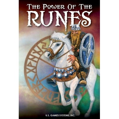 US Games Systems 正規販売店 パワー オブ ザ ルーン Power of the Runes Deck タロットカード タロット 占い