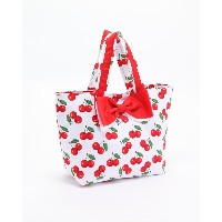 KAHRI HOME Large Totes○KHLT23WCH White cherry カバン・バッグ